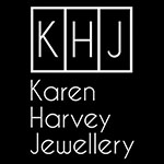 Karen Harvey Jewellery Sticky Logo Retina