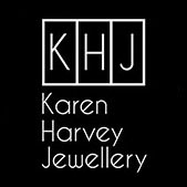 Karen Harvey Jewellery Retina Logo