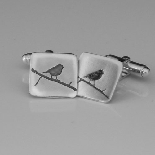 sterling silver jewellery cufflinks